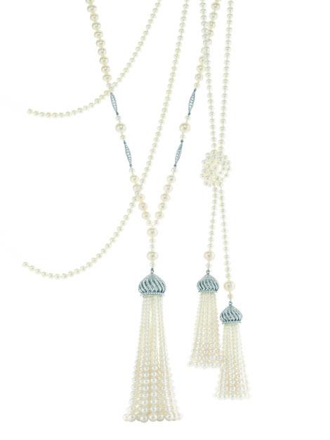 Double Tassel Pendant; Foto: Tiffany